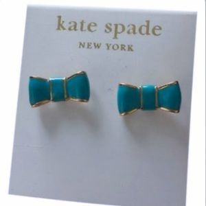 Kate Spade | Take A Bow Earrings